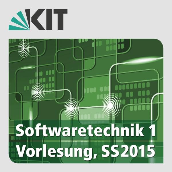 Softwaretechnik 1, Vorlesung, SS2015