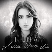 Filipa - Little White Lie artwork