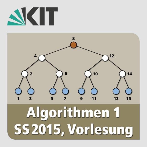 Algorithmen 1, SS2015, Vorlesung