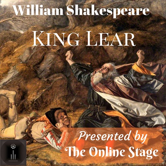 a story of treachery and deceit king lear by william shakespeare