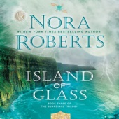 Nora Roberts - Island of Glass: Guardians Trilogy, Book 3 (Unabridged)  artwork
