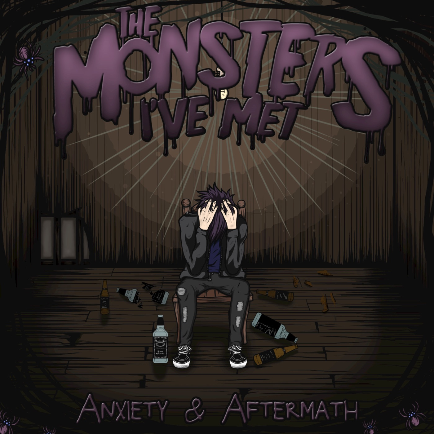 The Monsters I've Met - Anxiety & Aftermath [EP] (2016)
