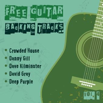 Free Guitar Backing Tracks, Vol. 4 – Pop Music Workshop