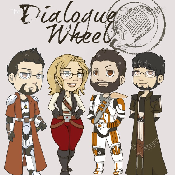The Dialogue Wheel - Dragon Age, Mass Effect, and Geekdom Podcasts