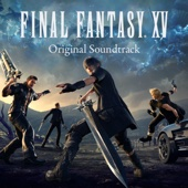 FINAL FANTASY XV (Original Soundtrack) - Yoko Shimomura Cover Art