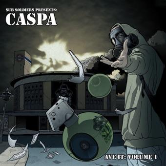 Caspa – Ave It, Vol. 1 – EP [iTunes Plus AAC M4A]
