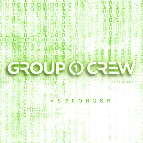 Stronger - EP Group 1 Crew CD cover