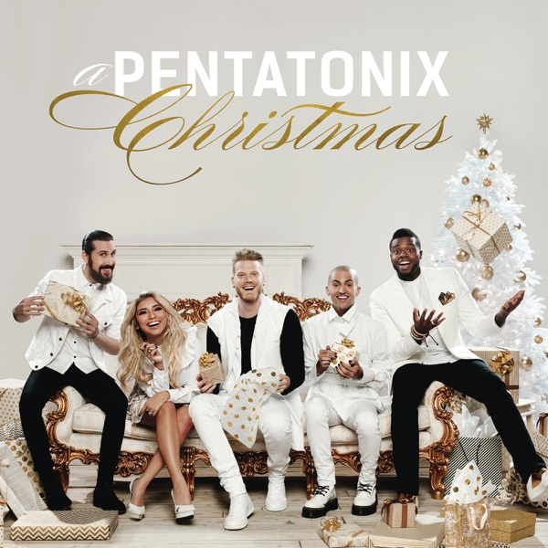 A Pentatonix Christmas Pentatonix CD cover