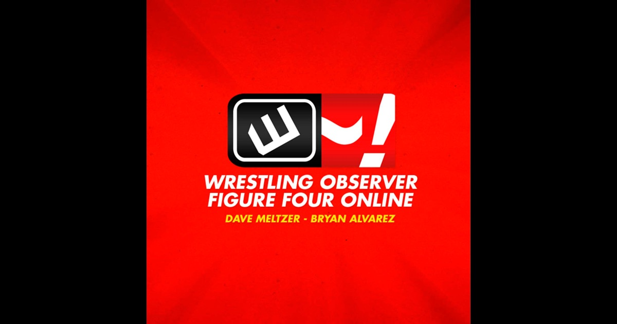 Wrestling Observer Figure Four Online By Won F4w On Itunes