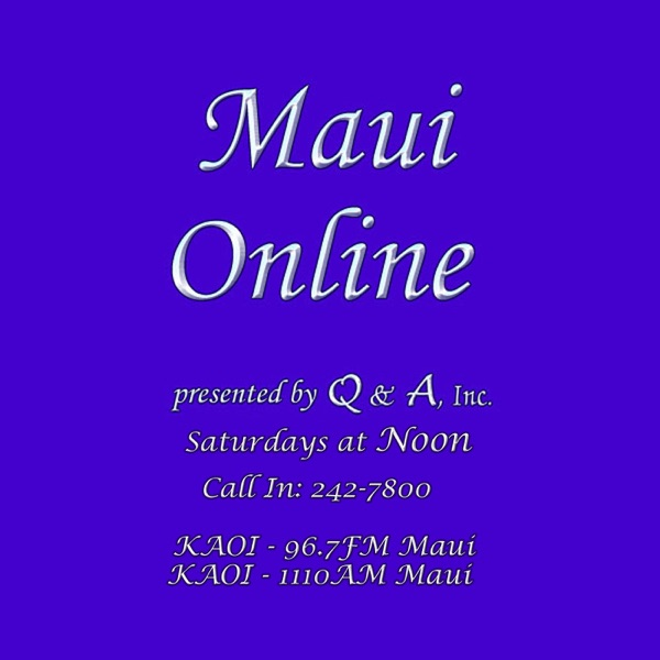 Q & A Presents: Maui Online! – Hawaii's Only Computer Talk Show!