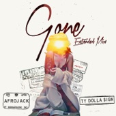 Gone (feat. Ty Dolla $ign) [Extended Mix] - Single