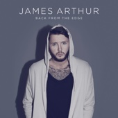 Back from the Edge - James Arthur Cover Art