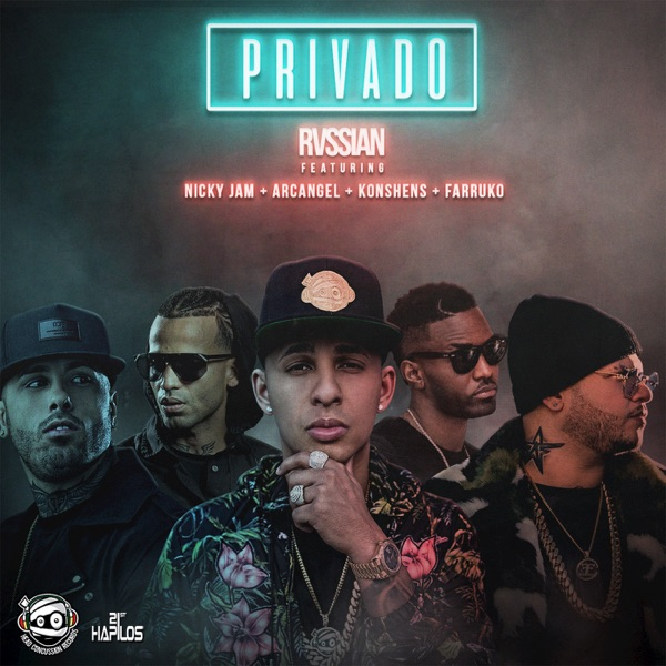 Russian - Privado (feat. Konshens, Nicky Jam, Farruko & Arcángel) - Single [iTunes Plus AAC M4A] (2016)