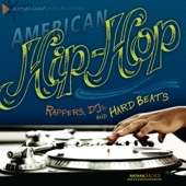Nathan Sacks - American Hip-Hop: Rappers, DJs, and Hard Beats (Unabridged)  artwork