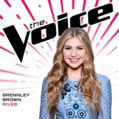 Brennley Brown - River (The Voice Performance) artwork