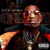 Back To the Basics - Rich Homie Quan Cover Art
