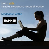 Mindful Meditation at the Hammer - UCLA Mindful Awareness Research Center