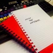 """Inside the Notebook"" as heard on ABC Radio Qld with David Curnow - Australian journalist, John Taylor"