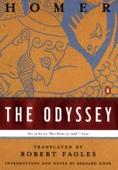 The Odyssey - Homer, Robert Fagles & Bernard Knox Cover Art