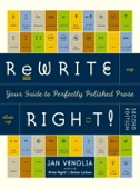 Jan Venolia & Ellen Sasaki - Rewrite Right!  artwork