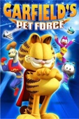 Garfield's Pet Force - Jim Davis & Mike Fentz Cover Art