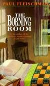 The Borning Room - Paul Fleischman Cover Art