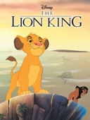 Disney Book Group - The Lion King artwork