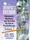 The Therapists Notebook