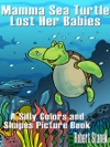 Mamma Sea Turtle Lost Her Babies