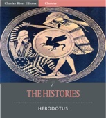 The Histories (Illustrated Edition) - Herodotus Cover Art