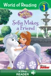 World Of Reading Sofia The First Sofia Makes A Friend