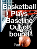 Hans Sanne - Basketball Plays Baseline Out of bound artwork