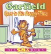 Garfield Goes To His Happy Place