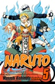 Masashi Kishimoto - Naruto, Vol. 5  artwork