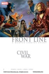Civil War Front Line Vol 1