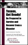 Texans Get Ready Be Prepared To Survive And Recover From A Disaster