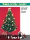 Yamaha Christmas Ensembles Tenor Sax