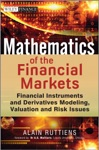 Mathematics Of The Financial Markets