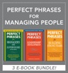 Perfect Phrases For Managing People EBOOK