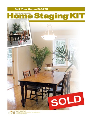 Do-It-Yourself Home Staging Kit