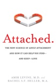 Attached - Amir Levine & Rachel Heller Cover Art