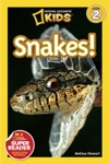 National Geographic Readers Snakes