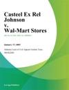 Casteel Ex Rel Johnson V Wal-Mart Stores