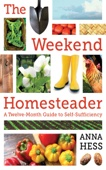 Anna Hess - The Weekend Homesteader artwork
