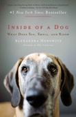 Inside of a Dog - Alexandra Horowitz Cover Art