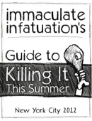 Immaculate Infatuation's Guide to Killing It This Summer
