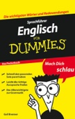 Sprachführer Englisch für Dummies Das Pocketbuch
