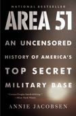 Area 51 - Annie Jacobsen Cover Art