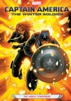 Captain America The Winter Soldier - The Movie Storybook