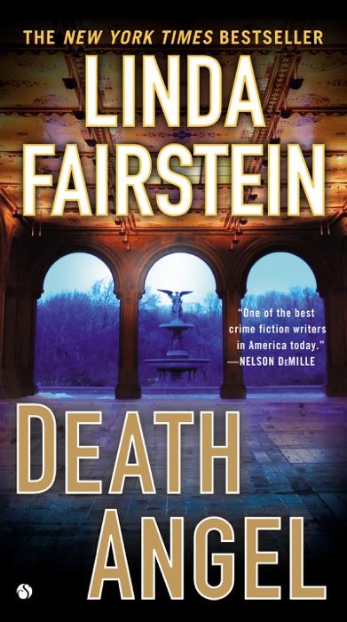 Death Angel Linda Fairstein Book